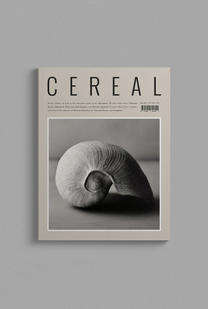 Cereal Travel & Style No.20