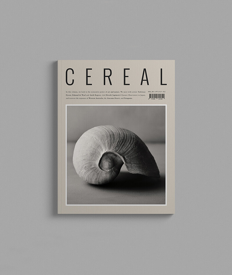 Cereal Travel & Style No. 20-2