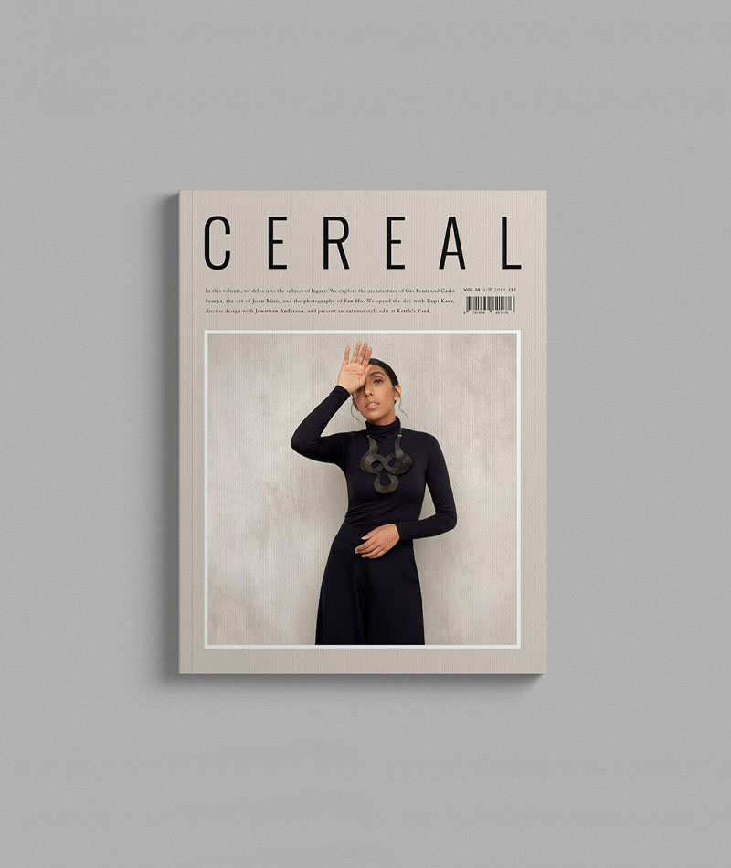 Cereal Travel & Style No. 18-2