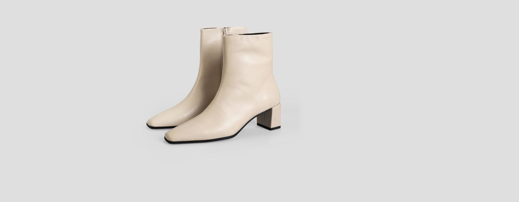 Tessa Toffee Leather Women Boots-1