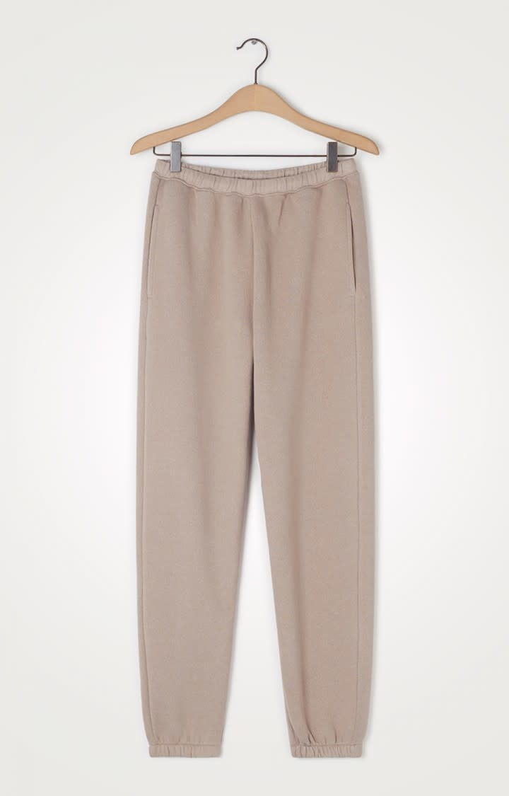 Ikatown Dames Jogger Taupe-1