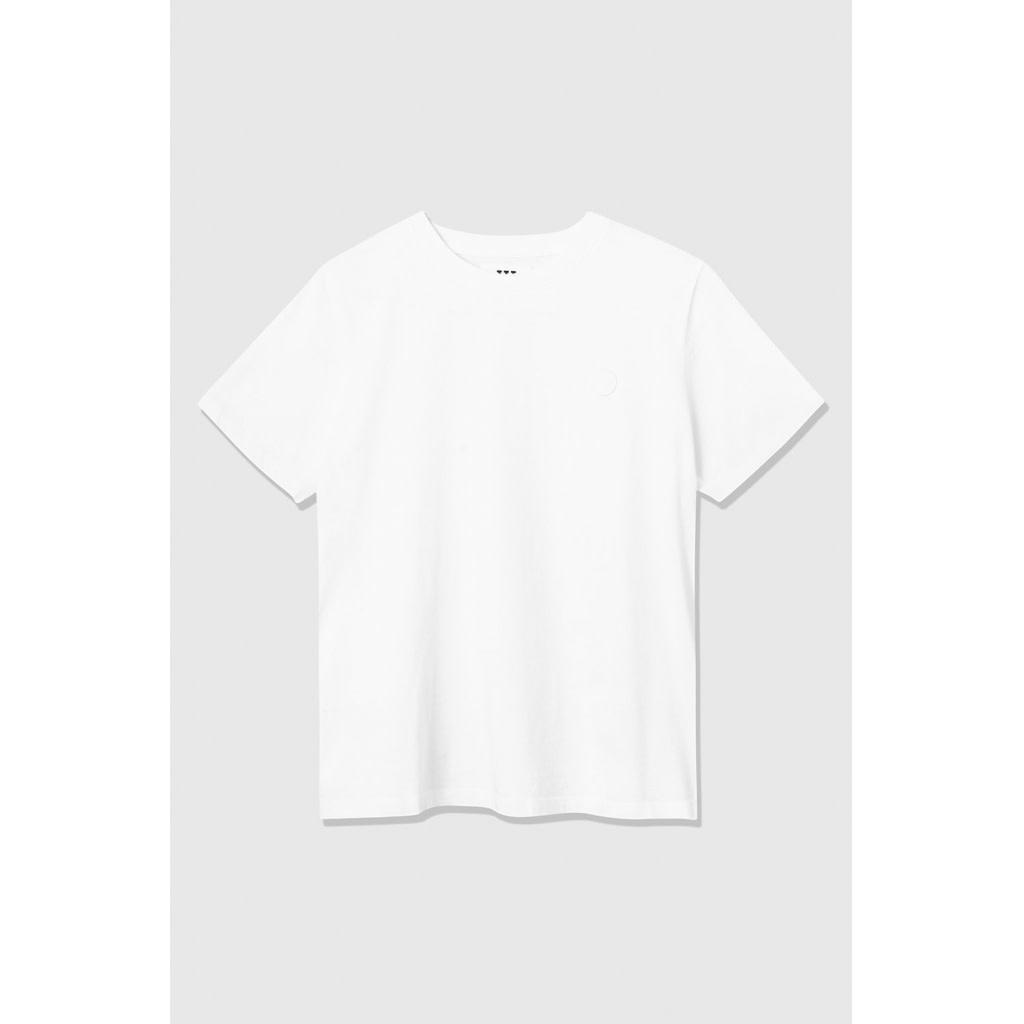 Mia helderwit T-shirt van biologisch katoen-1