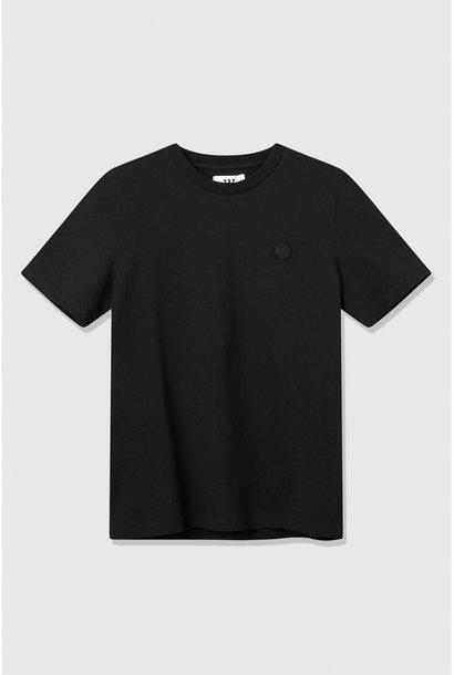 Mia biologisch katoenen zwart T-shirt