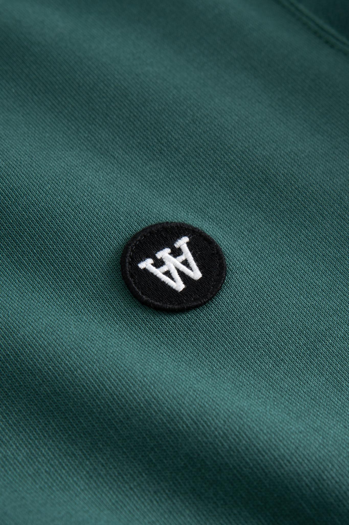 Tye katoenen Sweatshirt Gewassen Groen-2