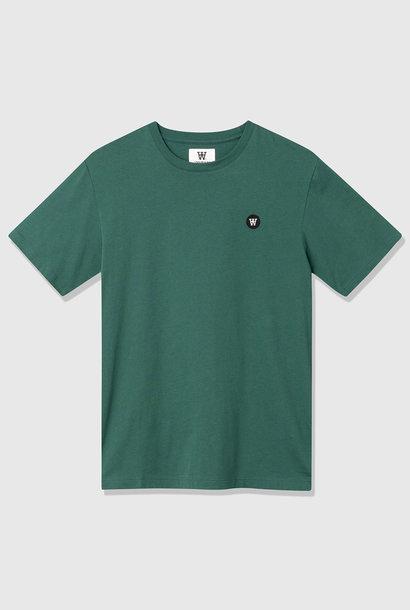 Ace Double A T-Shirt Vervaagd Groen