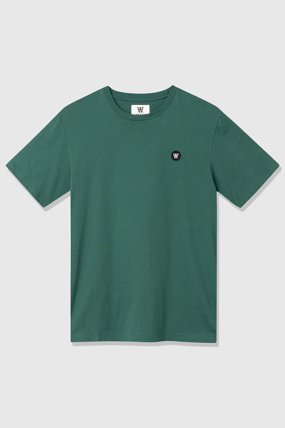 Ace Double A T-Shirt Faded Green-1