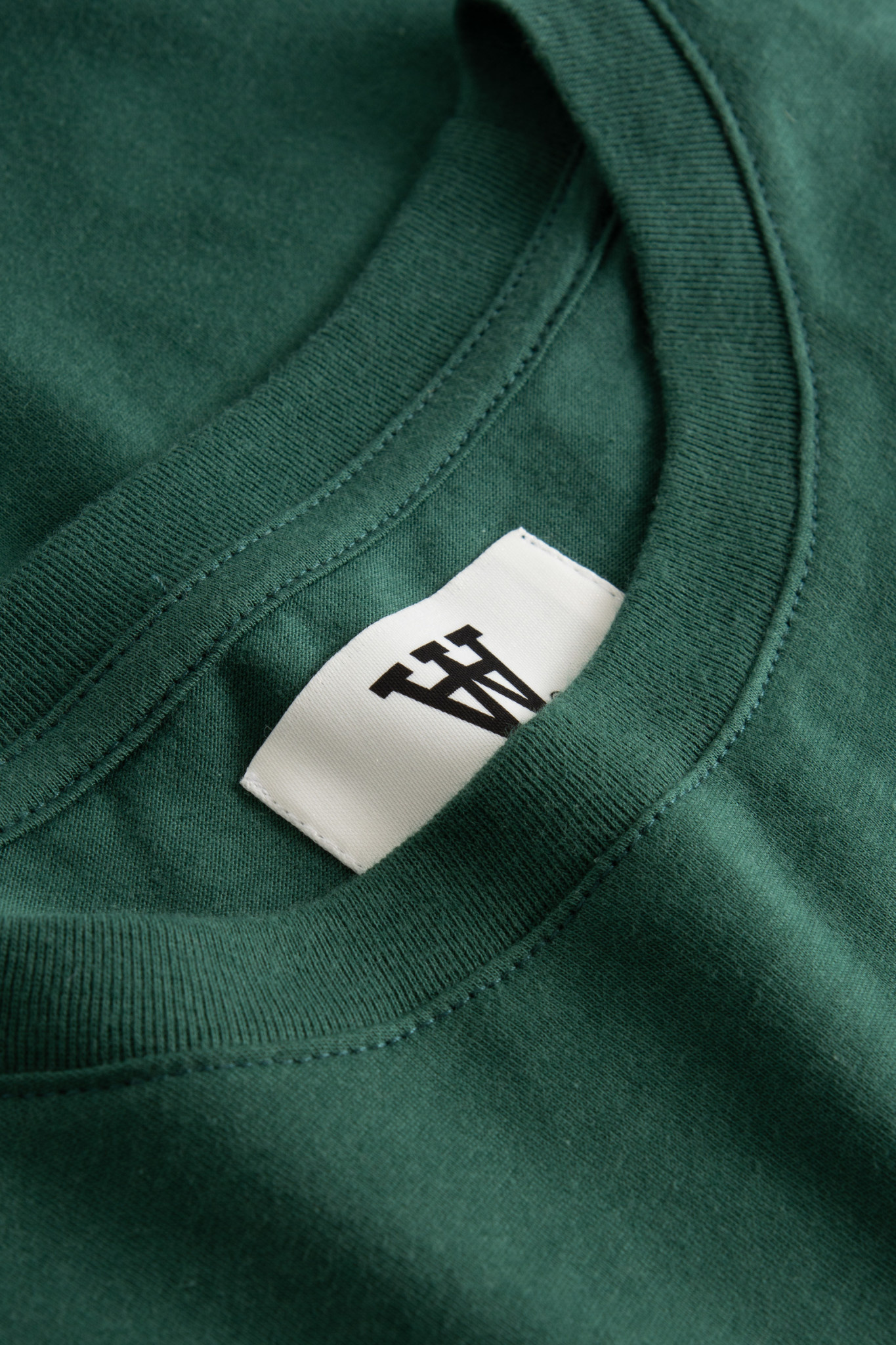 Ace Double A T-Shirt Faded Green-2
