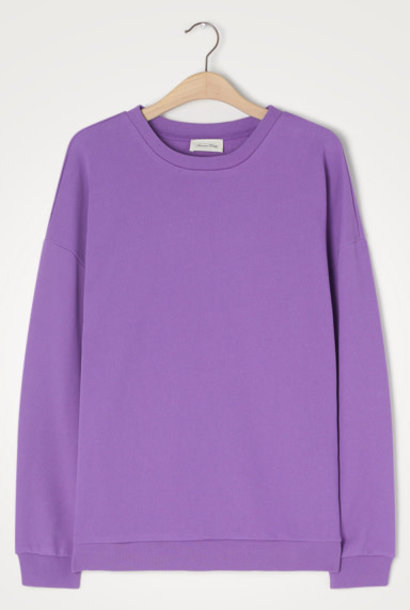 Freyway Purple Vintage Sweatshirt