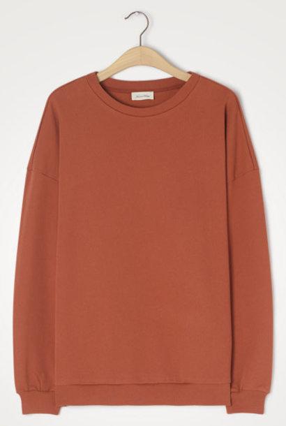 Freyway Tomette Red Vintage Sweatshirt