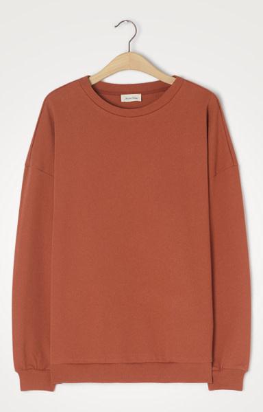 Freyway Tomette Red Vintage Sweatshirt-1