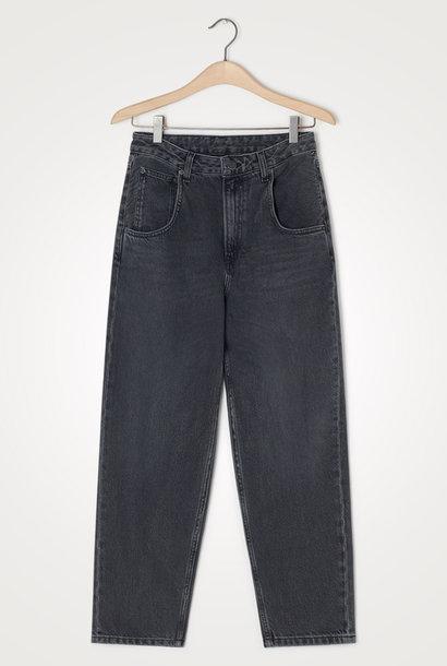 Yopday Zwarte High Big Carrot Jeans