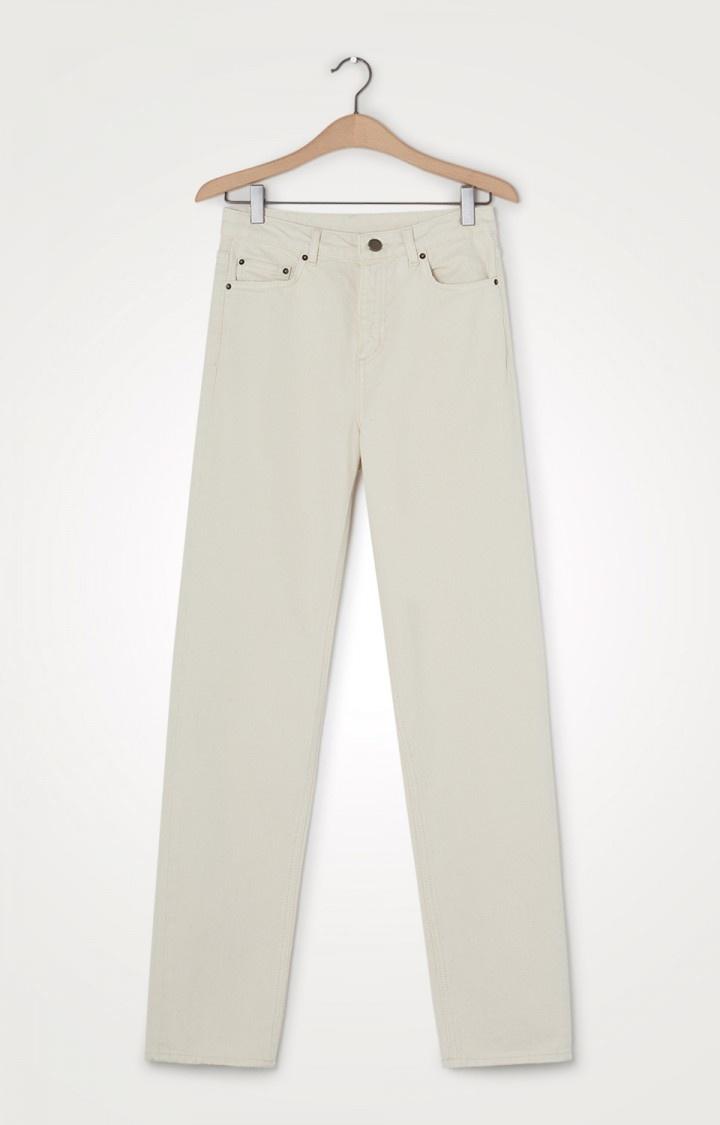 Snopdog Ecru Boyfriend Jeans-1