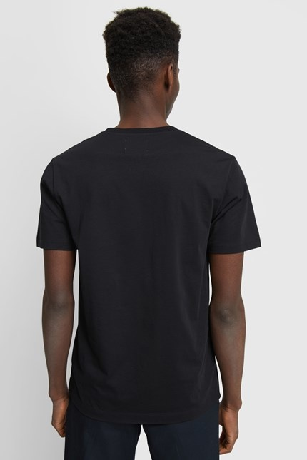 Ace Black R Organic T-Shirt-4