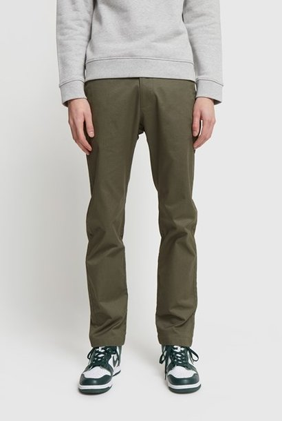 Marcus Light twill Trouser Olive Green