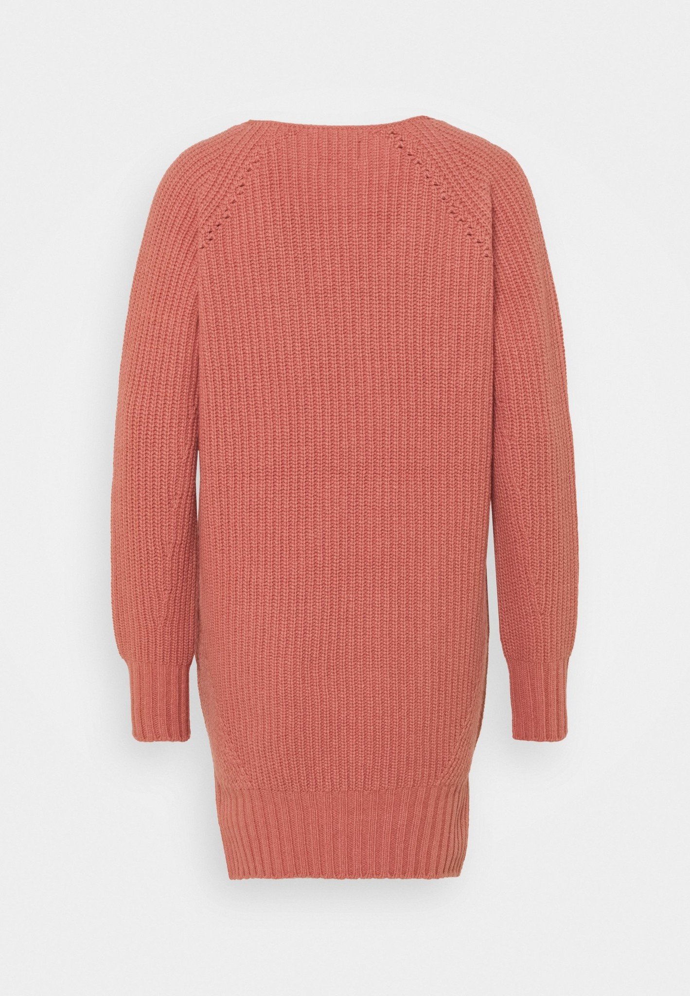 Voyage Long Smoked Orchid Knitwear-2