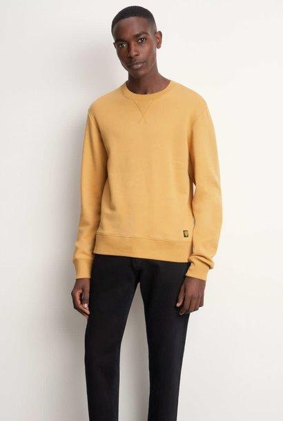 Niccola Sweatshirt Musterd Yellow