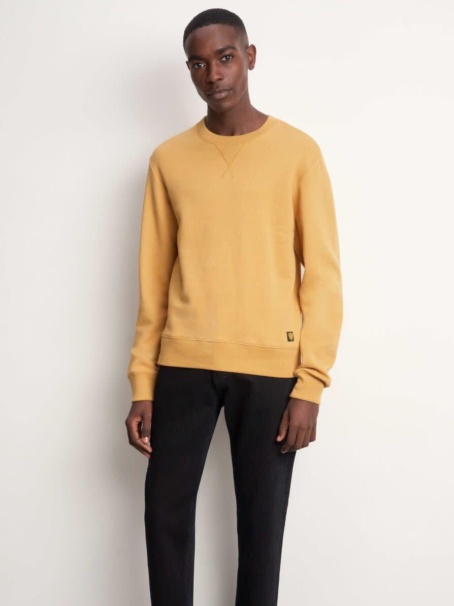 Niccola Sweatshirt Musterd Yellow-1