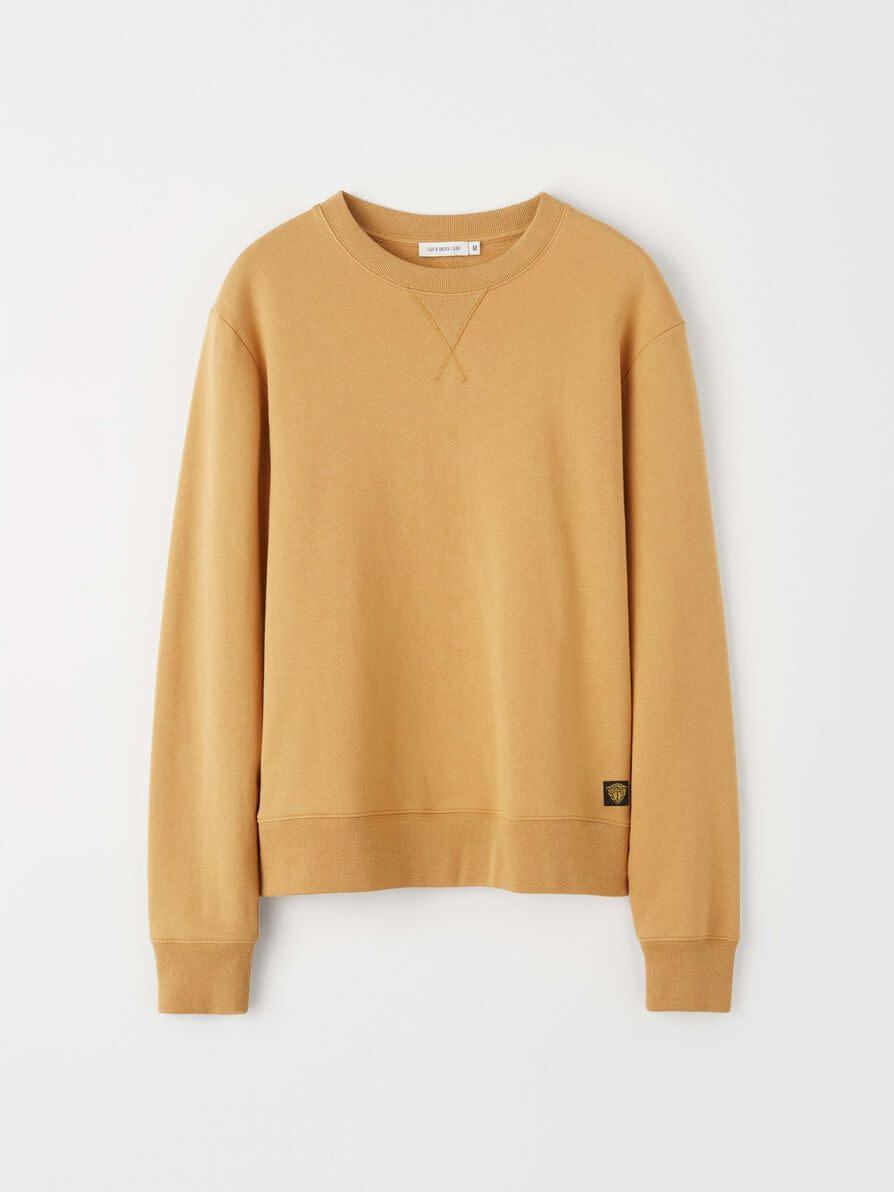 Niccola Sweatshirt Musterd Yellow-3