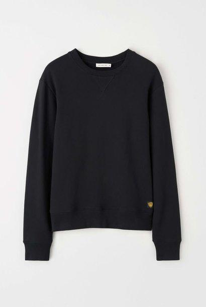 Niccola Katoenen Sweatshirt Zwart
