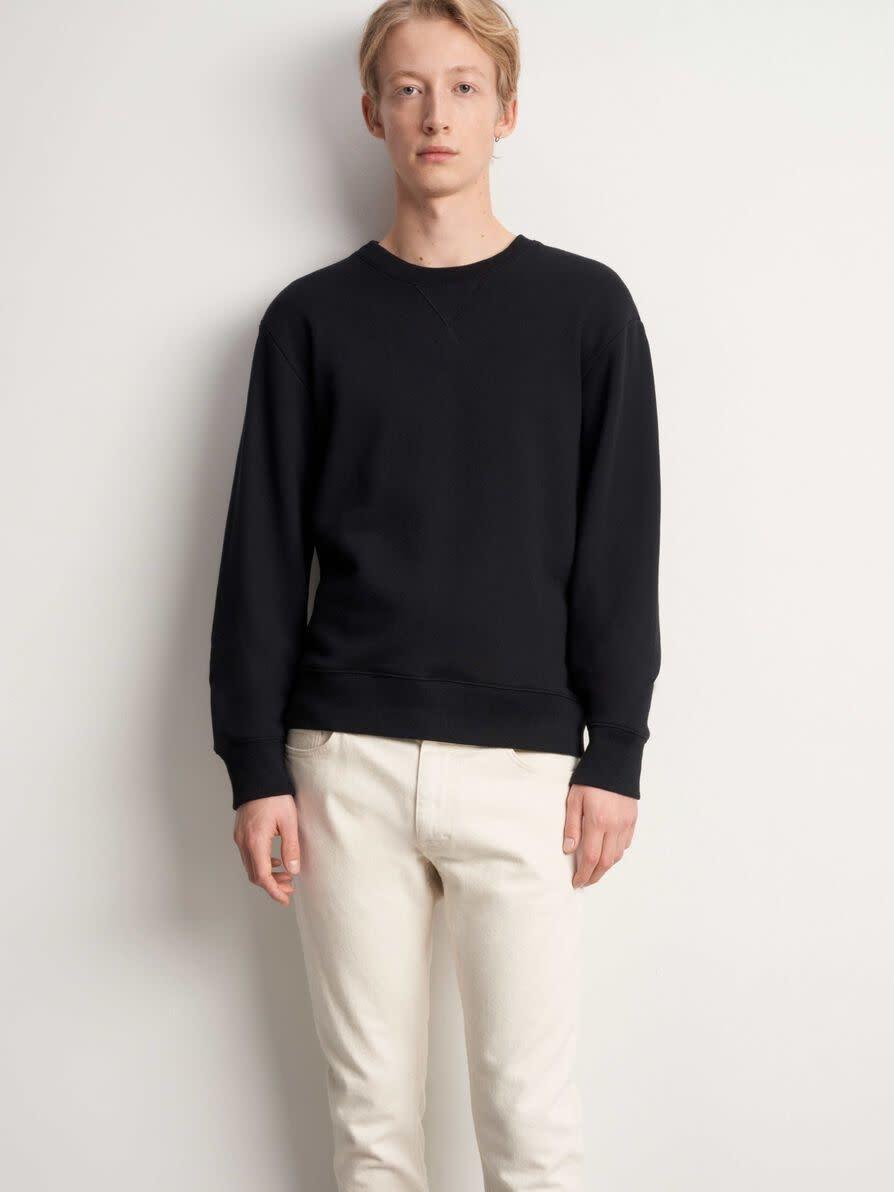 Niccola Katoenen Sweatshirt Zwart-2