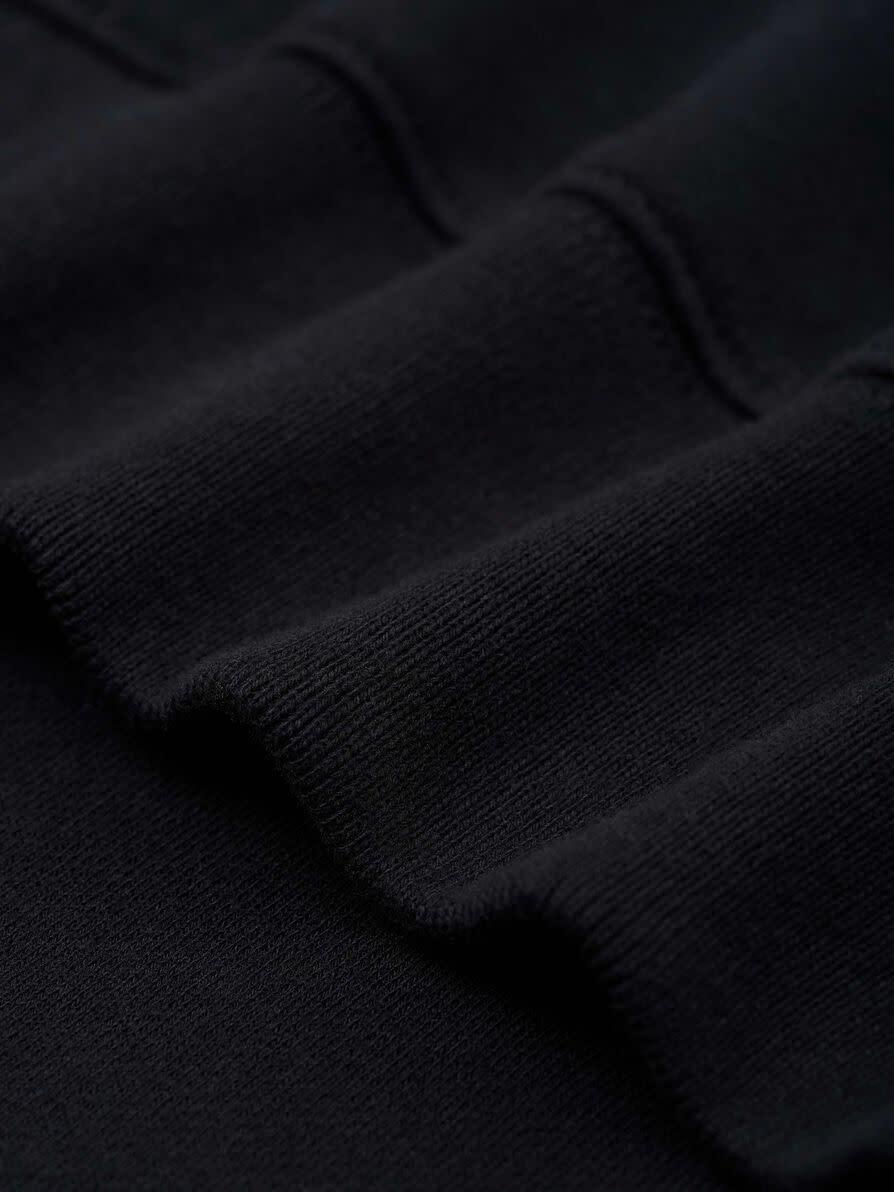 Niccola Katoenen Sweatshirt Zwart-3