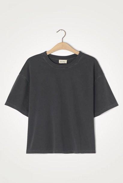 Fizvalley Box T-Shirt Vintage Zwart