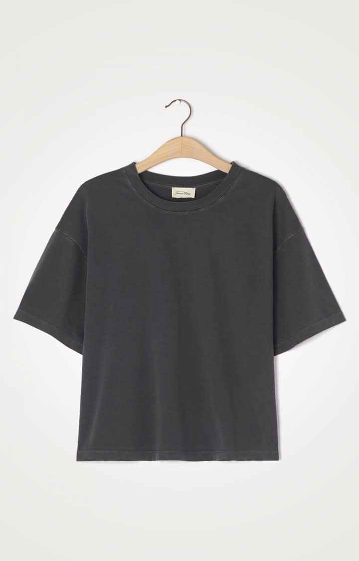 Fizvalley Box T-Shirt Vintage Black-1