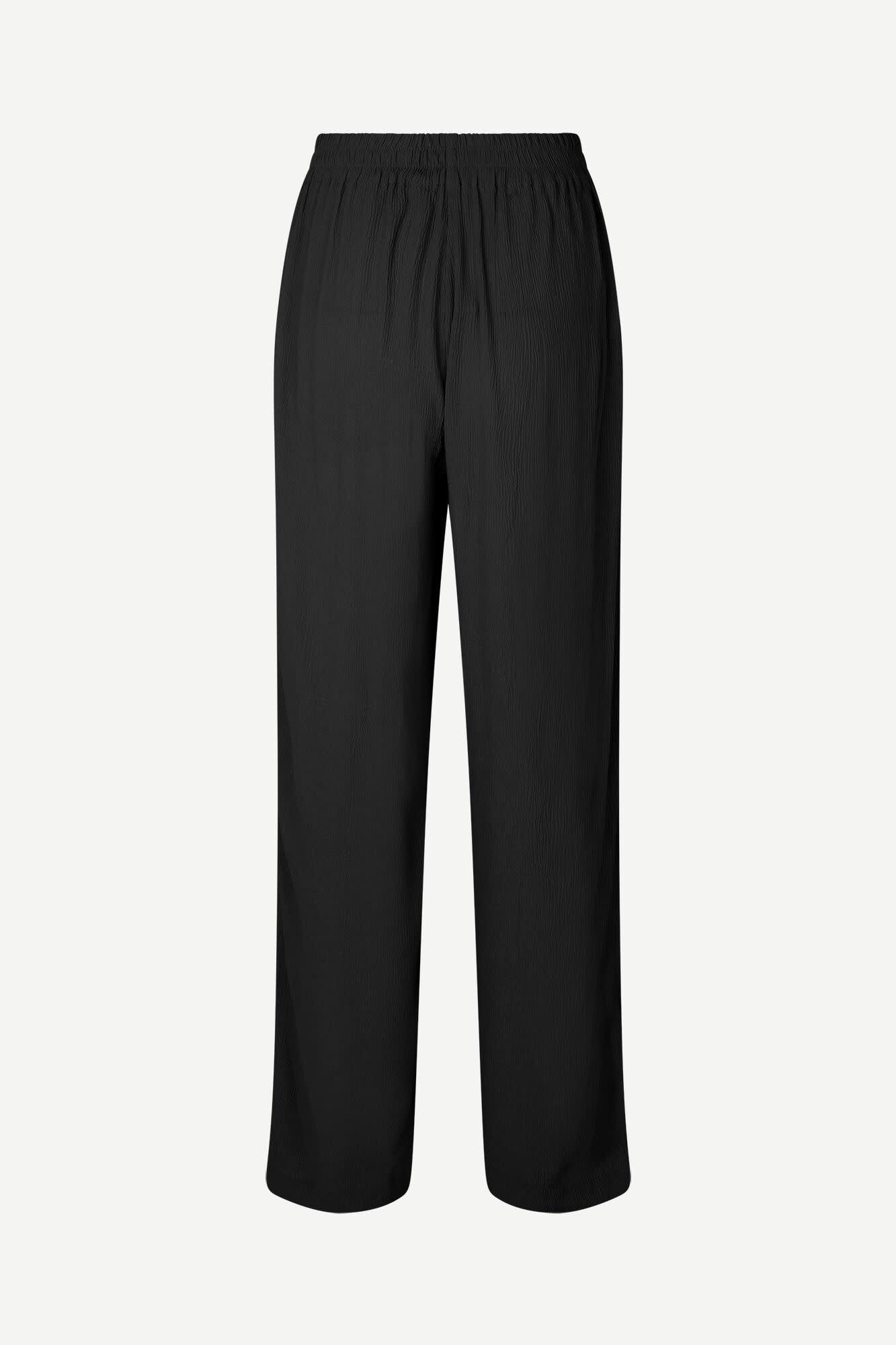 Gedione Pants Black-1