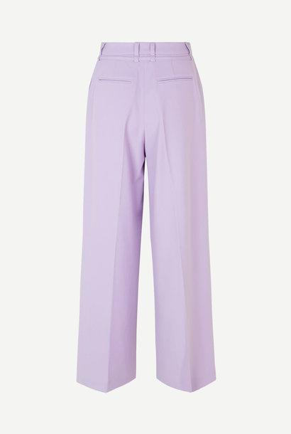 Haven Wide Trouser Mauve Purple