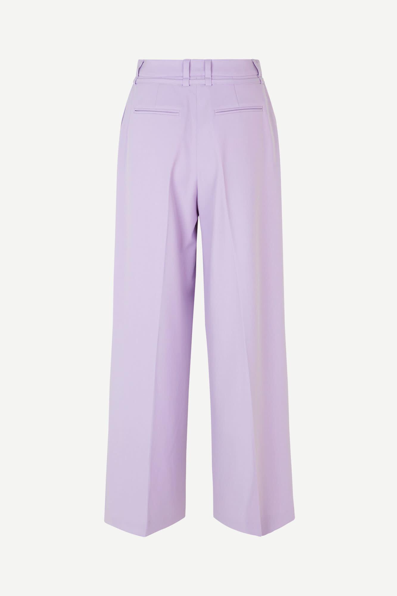 Haven Wide Trouser Mauve Purple-1