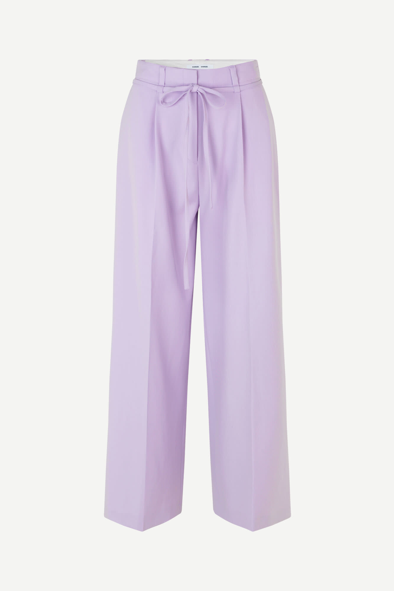 Haven Wide Trouser Mauve Purple-2