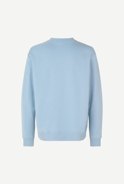 Toscan Sweatshirt Licht Blauw