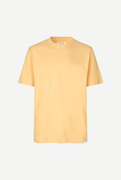 Hugo Cotton T-Shirt Sahara Yellow