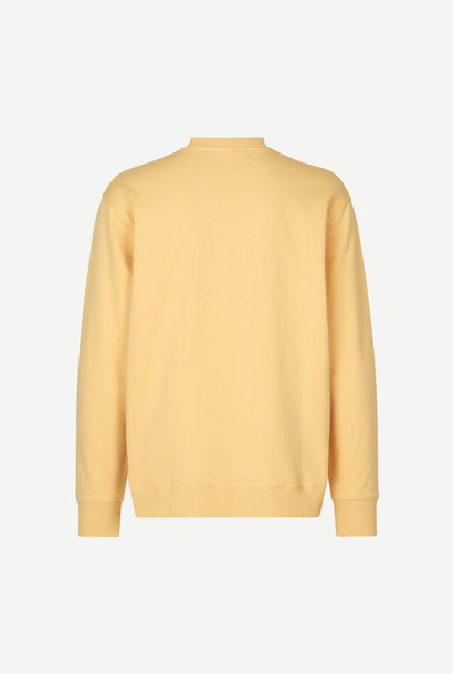 Toscan Sweatshirt Sahara Sun Yellow