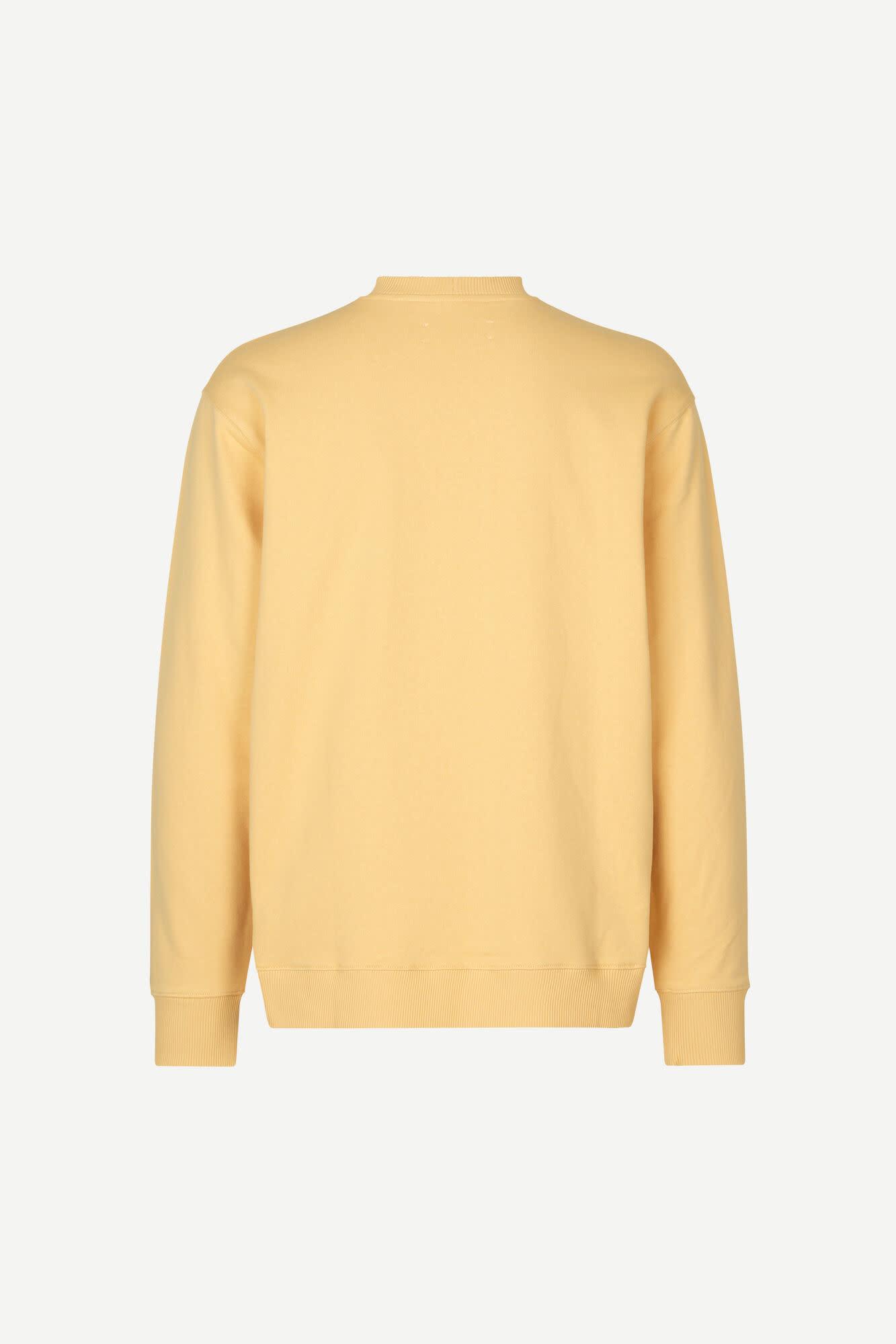 Toscan Sweatershirt Sahara Zon Geel-2