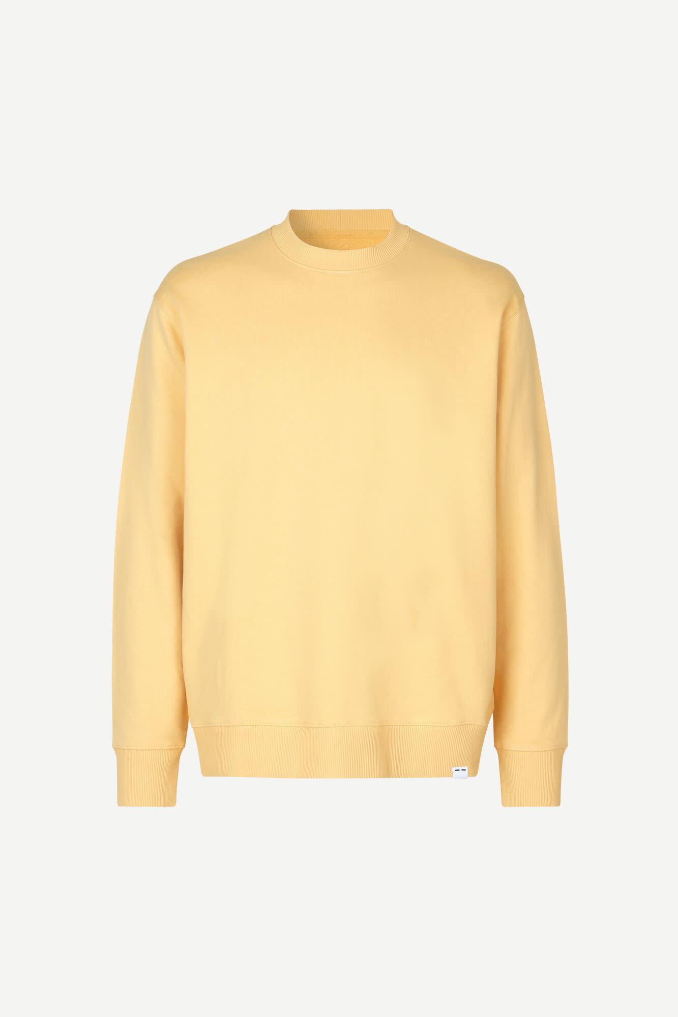Toscan Sweatershirt Sahara Zon Geel-1