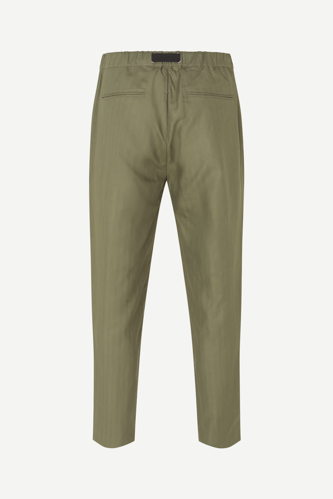 Agnar Relaxed Pants Deep Lichin Green-3