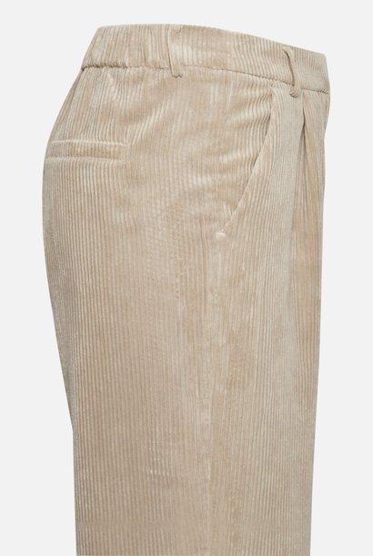 Charis Jeppi HW Ankle Pants White Pepper
