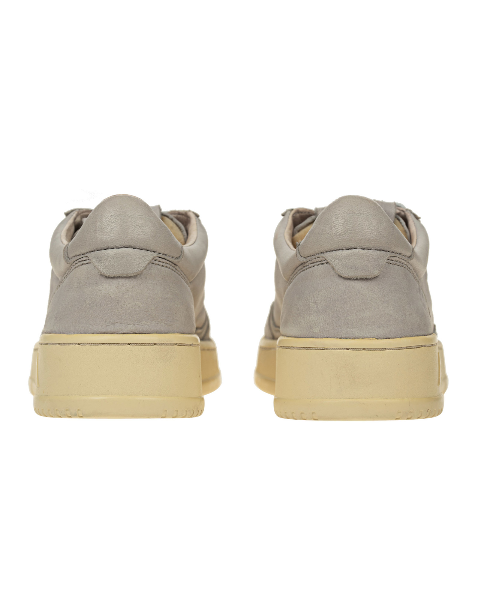 Medalist 01 Low Goat Grey Leather-3