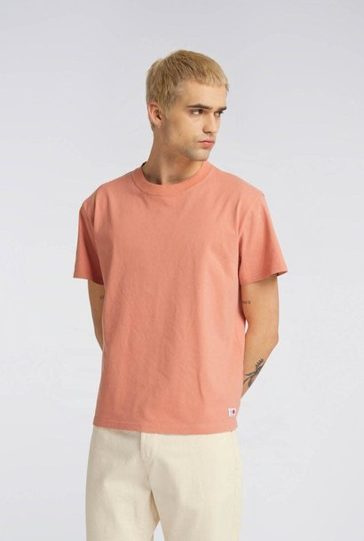 Maruva Orange T-Shirt 100% Japanese Cotton