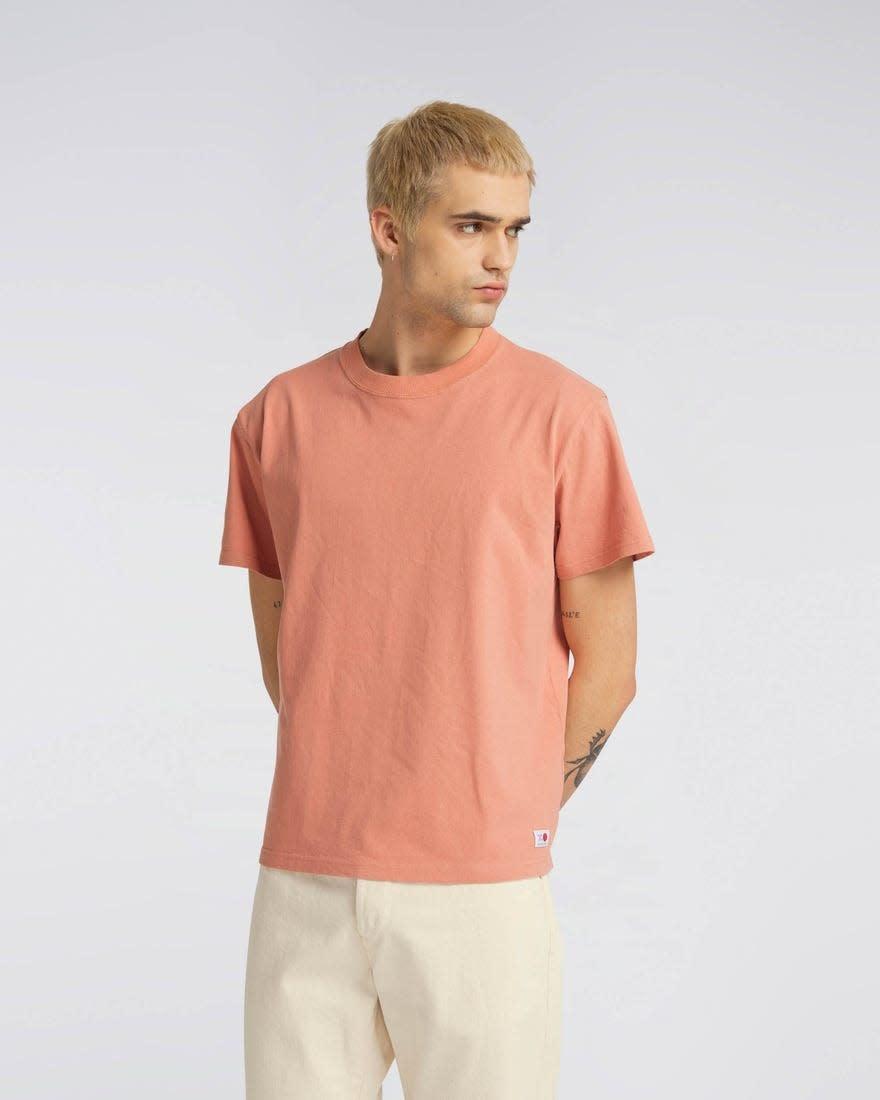 Maruva Orange T-Shirt 100% Japanese Cotton-1