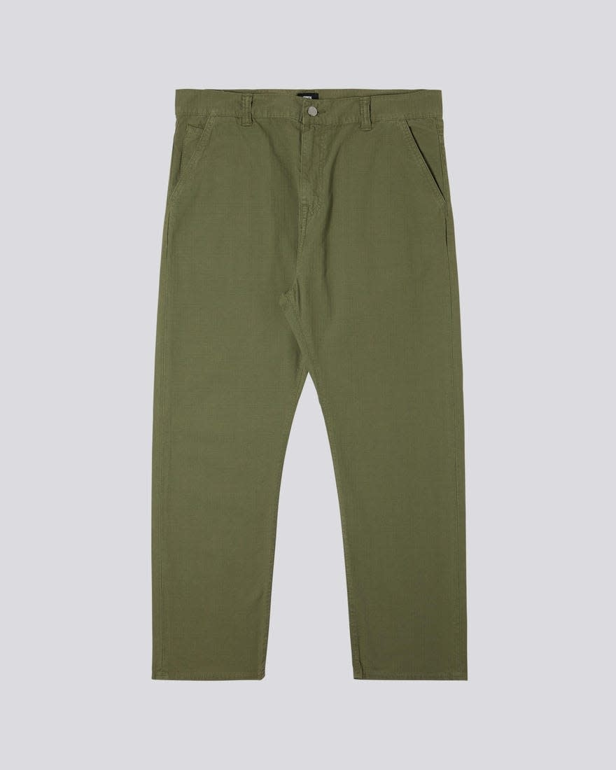 Universe Pant 6.5oz  Military Green Garment Dyed-8