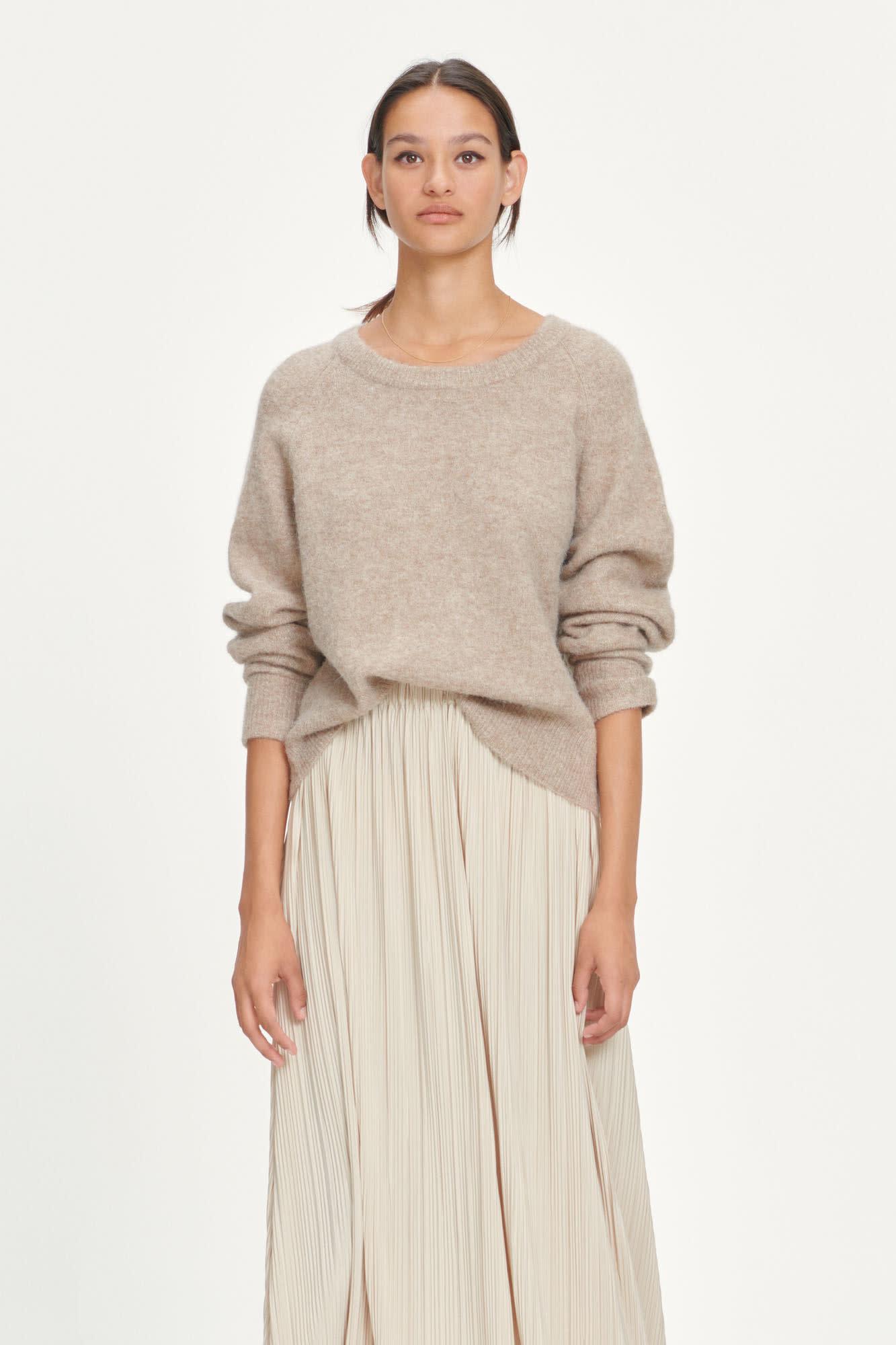 Uma Skirt Quickstand Ecru-3