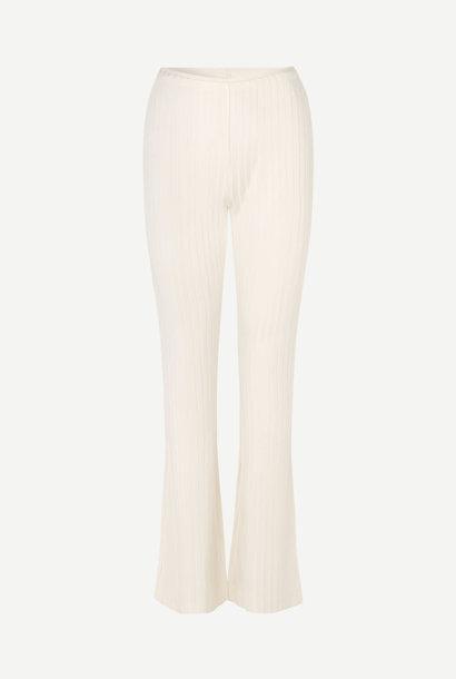 Camoua Eggnog White Trouser