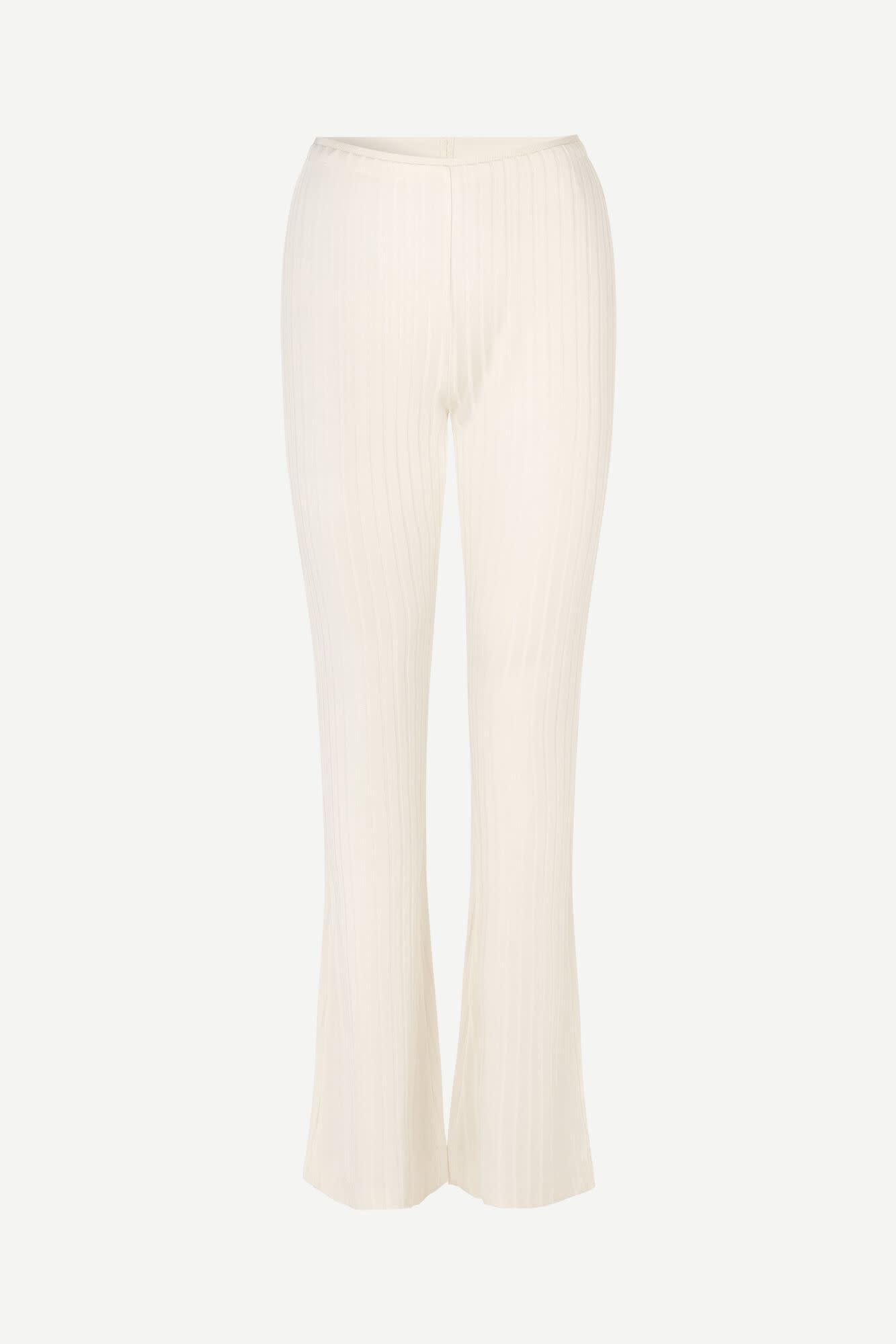 Camoua Eggnog White Trouser-3