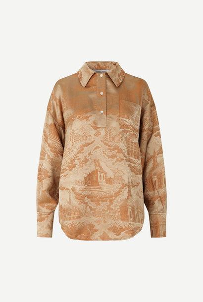 Arielle Sun City Gold Shirt