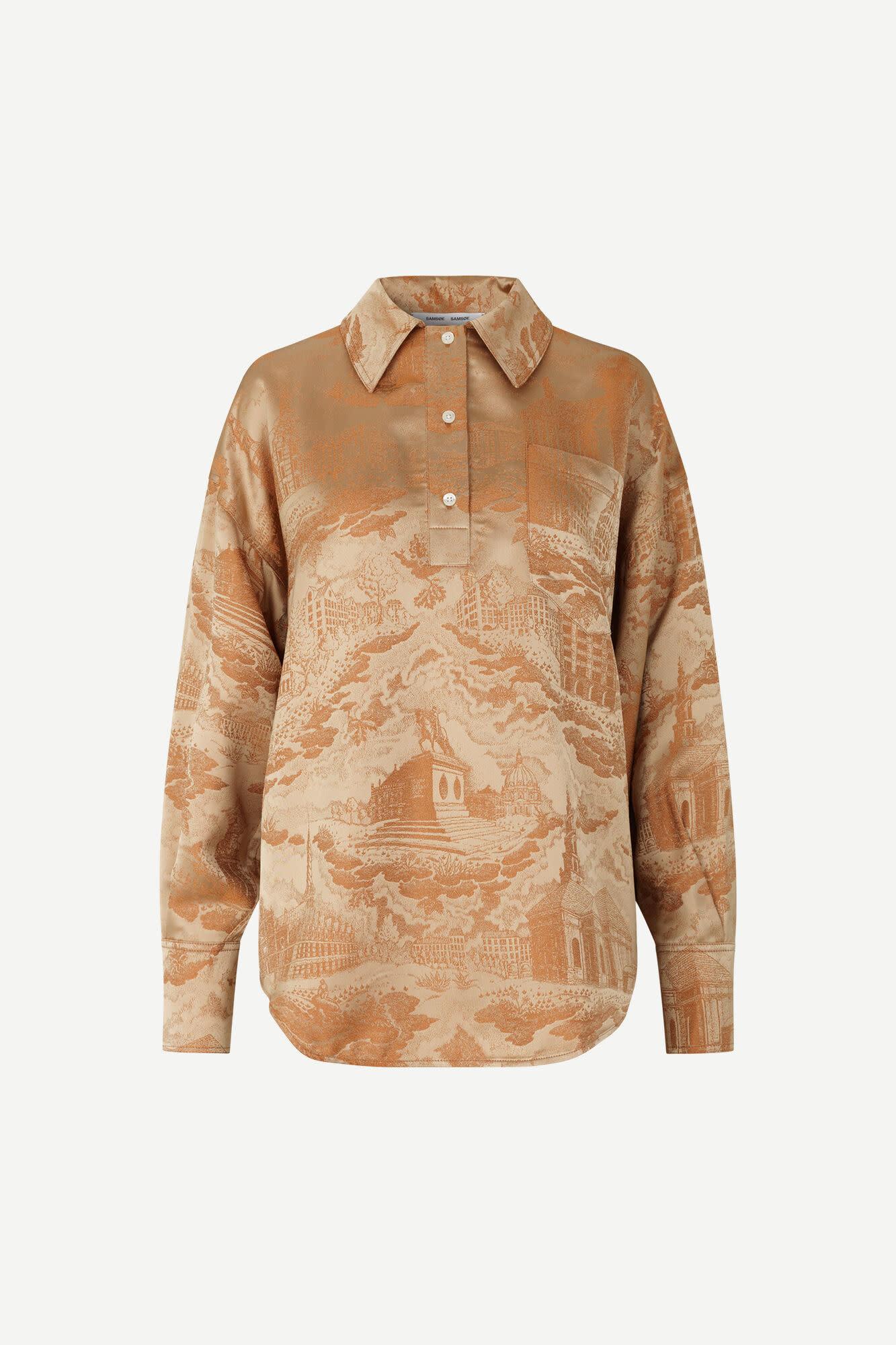 Arielle Sun City Gold Shirt-3