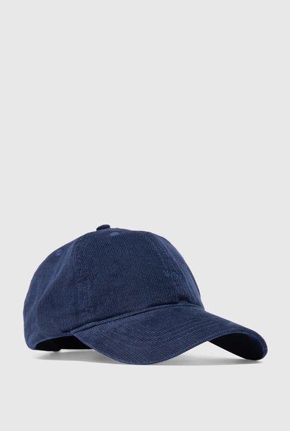 12w Low Profile Cap Cord Navy