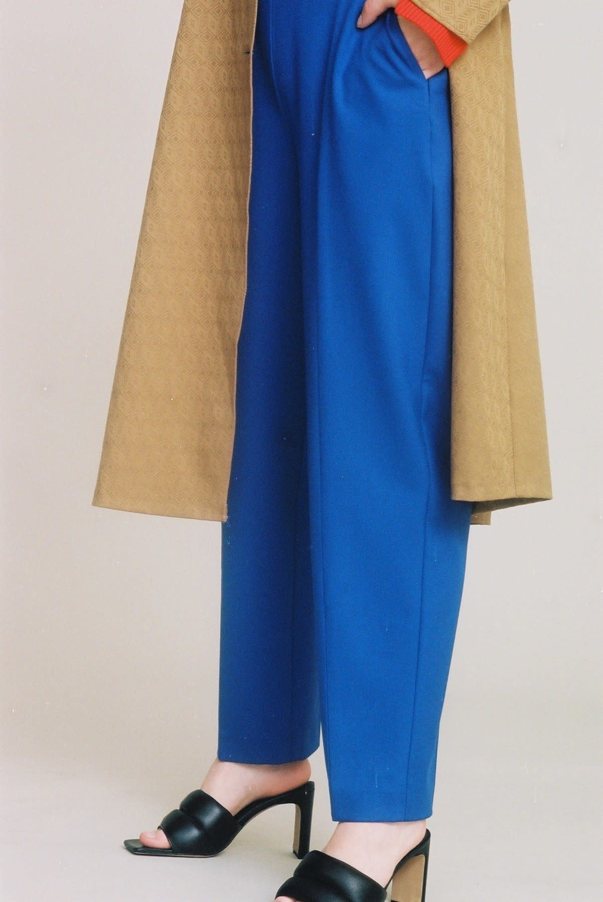 Early Trouser Electric Blue-2