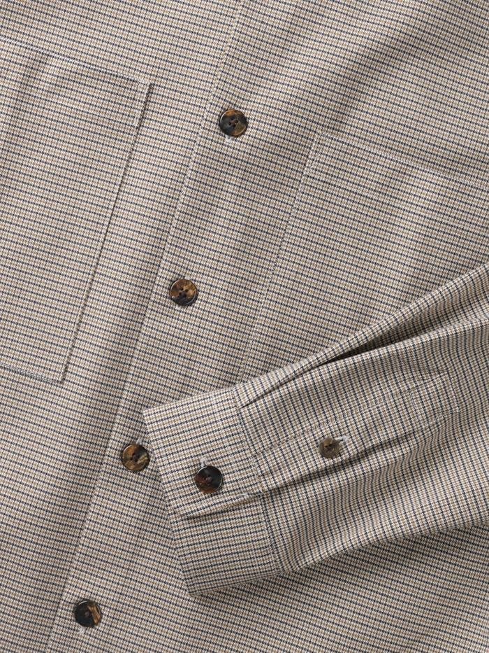 Canyon Brown Checker Shirt-3